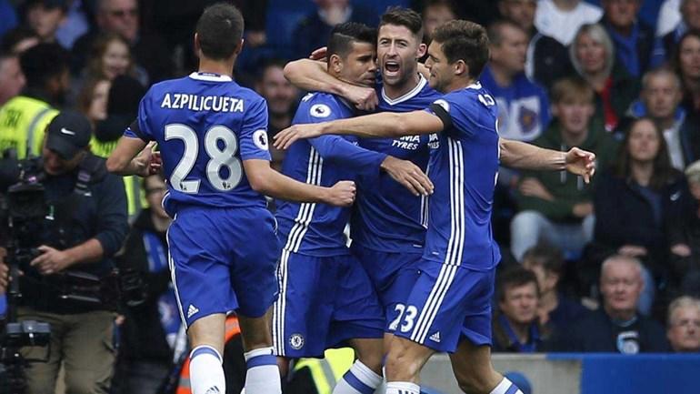 Leicester 'insiste' em perder fora e sai de Stamford Bridge com nova derrota (3-0)