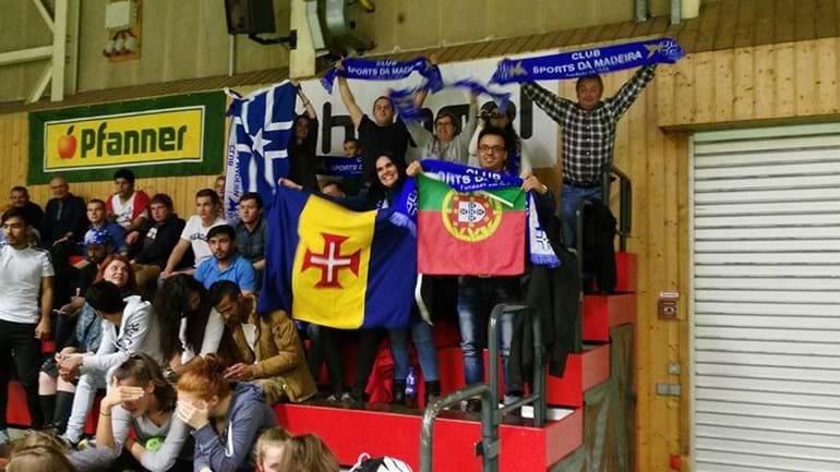 CS Madeira vence na Áustria para a Taça Challenge feminina