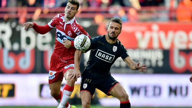 Bélgica: Orlando Sá eleito melhor em campo frente ao Kortrijk