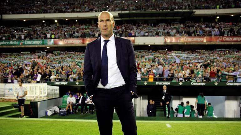 Zidane: «Não vejo Ronaldo com ansiedade»