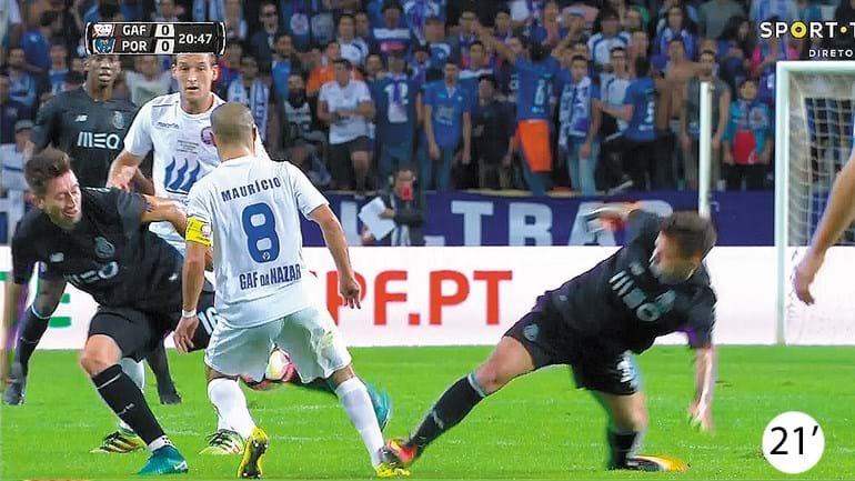 Os casos do Gafanha-FC Porto: Jorge Ferreira aproveitou