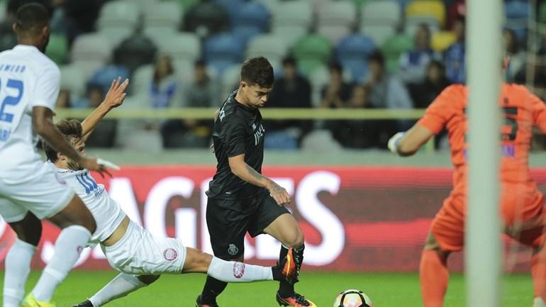 Crónica do Gafanha-FC Porto: Tempo para crescer