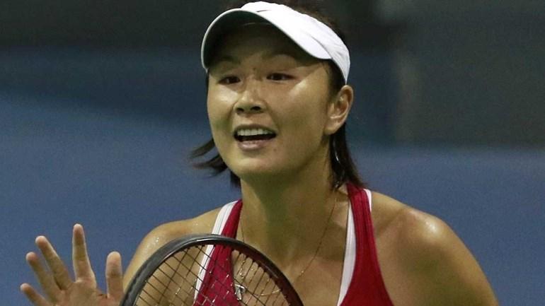 'Convidada' Shuai Peng vence torneio de Tianjin