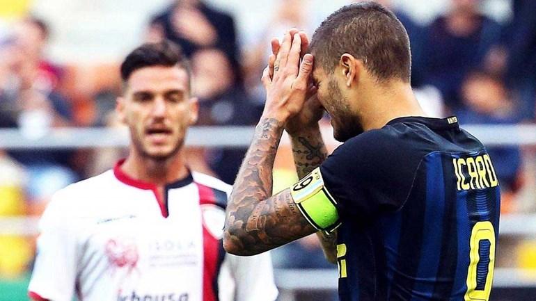 Golo de João Mário não evita nova derrota do Inter