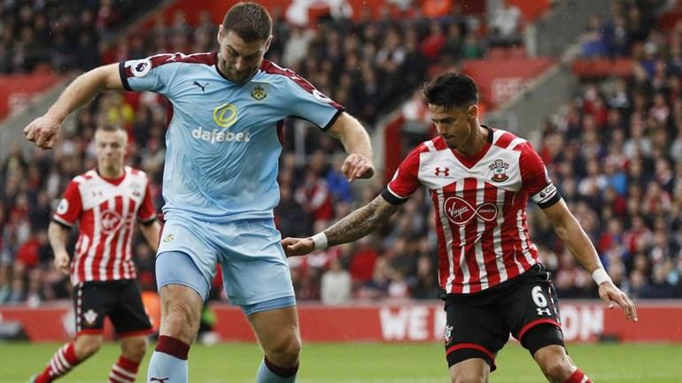 José Fonte titular na vitória do Southampton