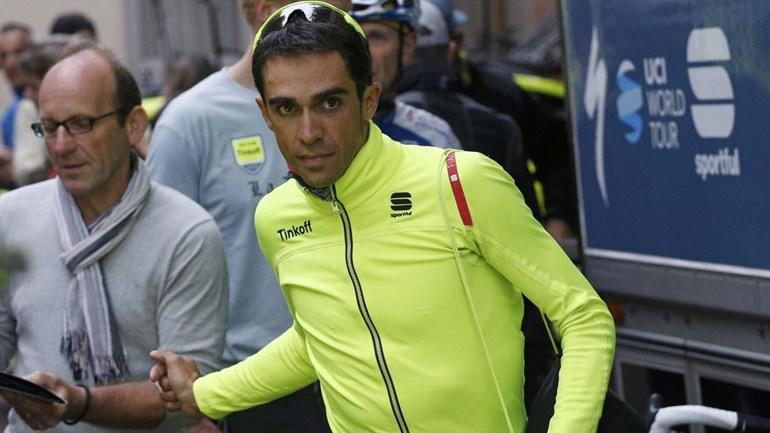 Tinkov diz que Contador está em Abu Dhabi para... ter filhos