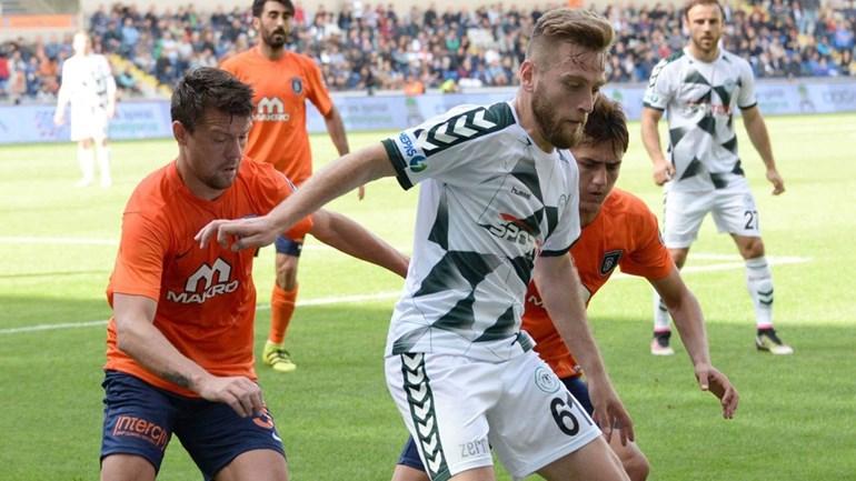 Turquia: Konyaspor empata antes de receber o Sp. Braga