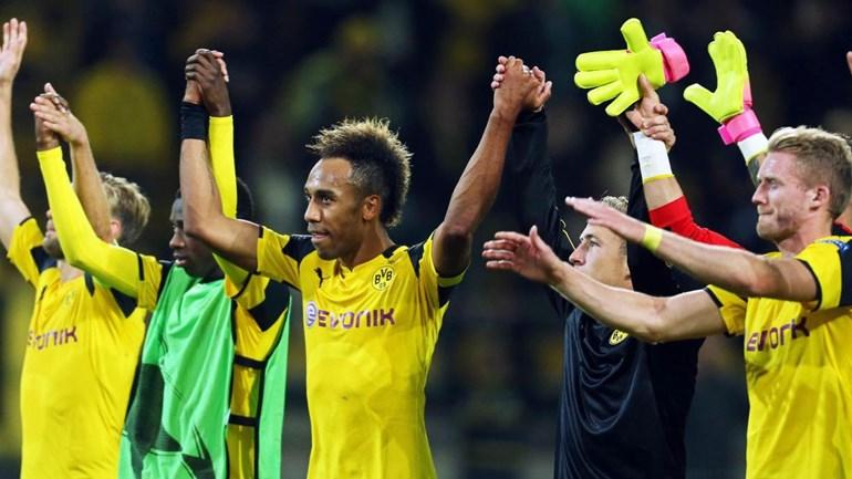 Dortmund: Um furacão enfraquecido
