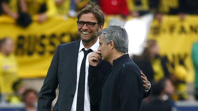 Klopp de má memória para Mourinho