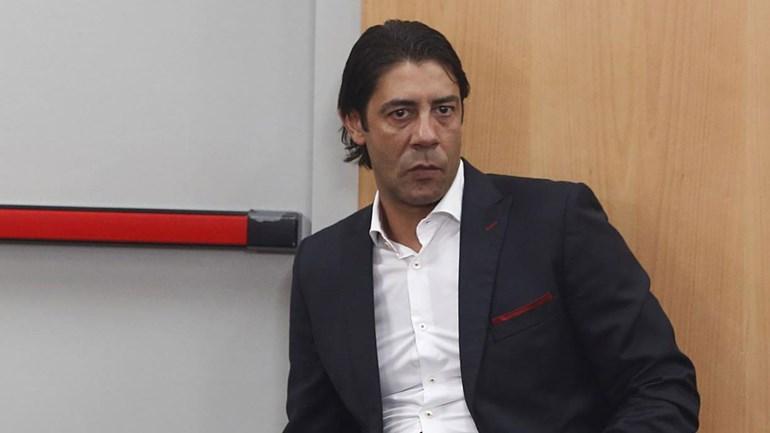 Rui Costa com novo processo disciplinar