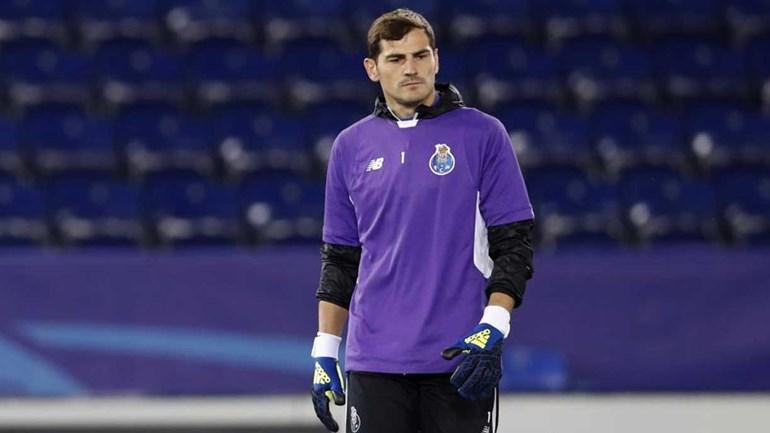 Casillas e a importância de vencer o Club Brugge para a Champions