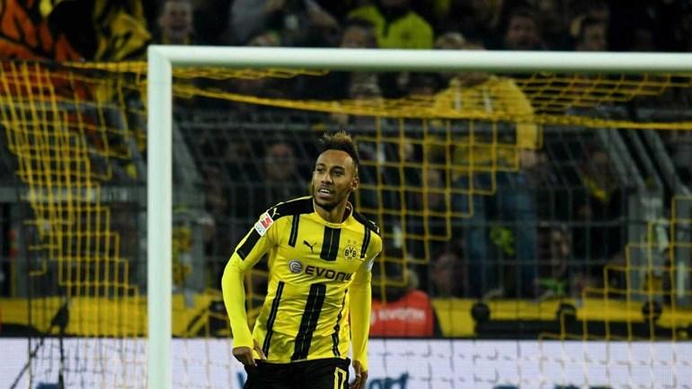 Borussia Dortmund abre portas a negociações porAubameyang