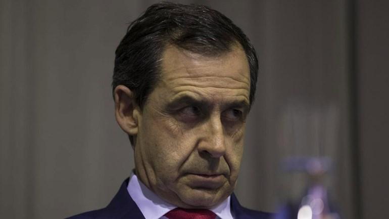 Gomes da Silva garante que informou Vieira da ausência na apresentação da candidatura