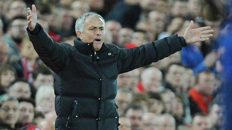 35% de posse de bola? Mourinho discorda...