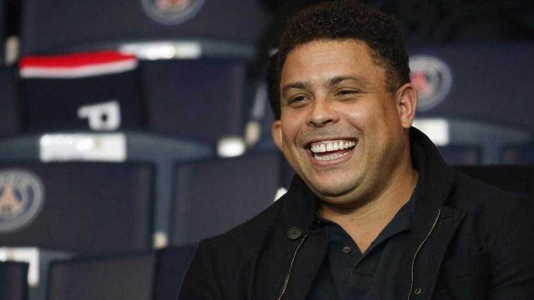 Se tivesse uma mulher como a de Figo, Ronaldo ficava mais em casa