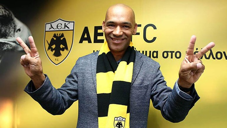 Grécia: José Morais é o novo treinador do AEK Atenas