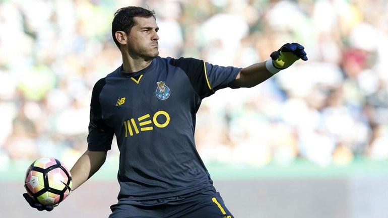 Casillas ultrapassa Zubizarreta e faz história no futebol espanhol