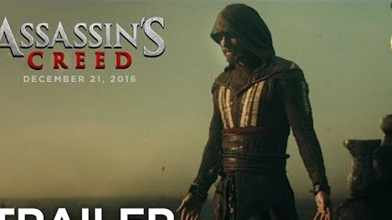 Assassin's Creed chega ao cinema