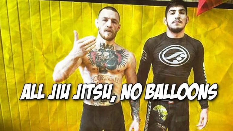Afinal McGregor não sofreu KO no treino