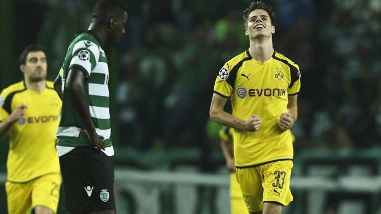 Sporting-Borussia Dortmund, 1-2