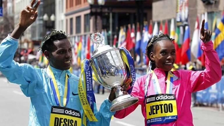 Rita Jeptoo espera regressar em breve às maratonas