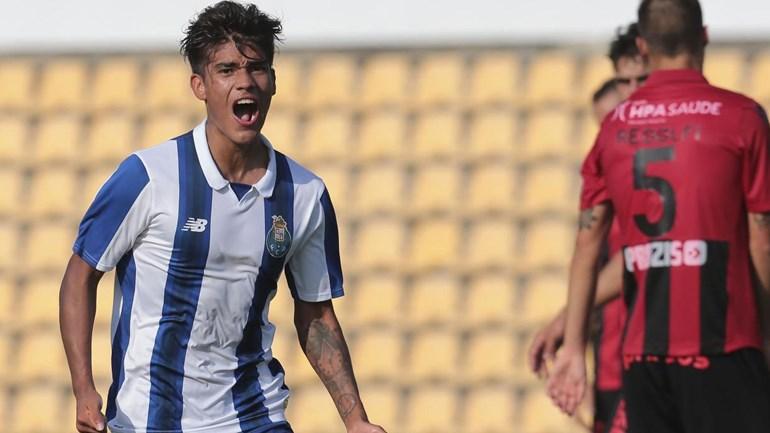 FC Porto B-Famalicão, 1-1: Fede Varela dá empate aos dragões