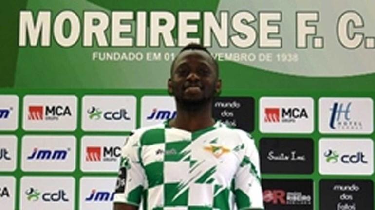 Bouba Saré reforça cónegos