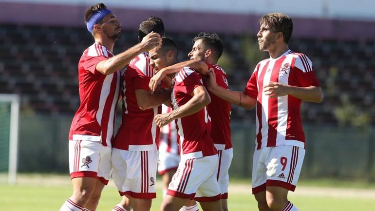 Leixões-Sp. Braga B, 2-2: Arsenalistas desperdiçam vantagem de dois golos