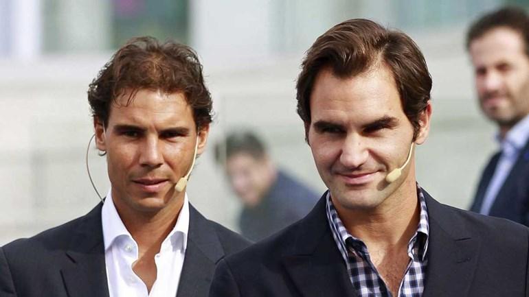 Nadal: «Eu e Federer não esquecemos como se joga»