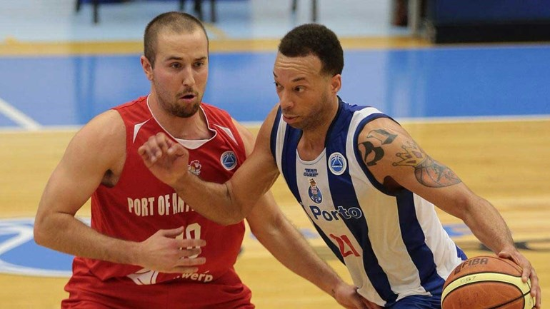 FIBA Europe Cup: FC Porto perde no arranque