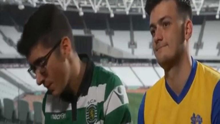 Sporting foi jogar a elite de FIFA 17... e foi tramado pelo Dortmund