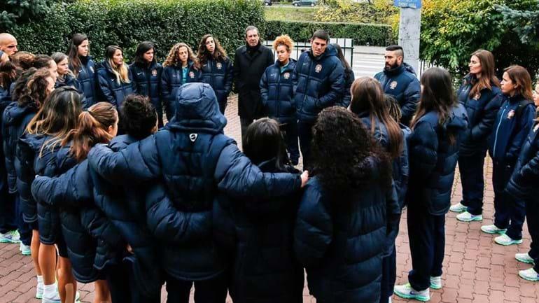 Seleção feminina pronta para lutar por lugar inédito no Euro'2017