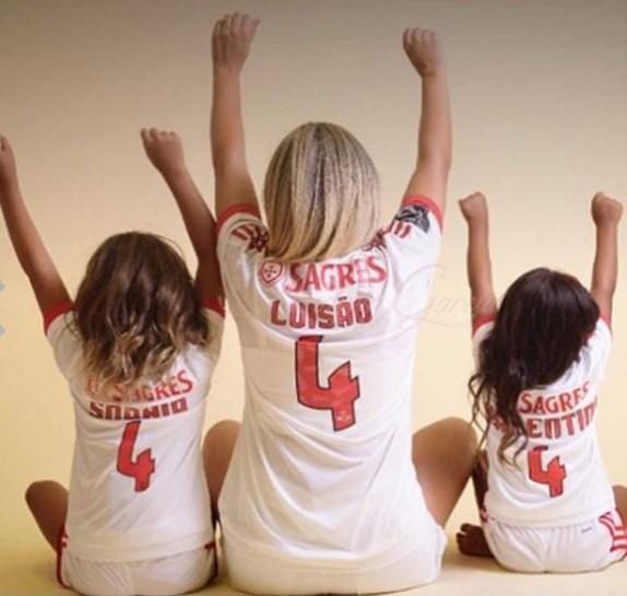 Já conhece o trio que mais vibrou com o golo de Luisão?