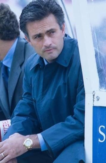 Foi a partir daqui que Mourinho começou a dar que falar...