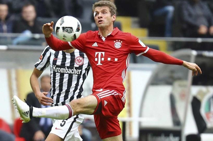 O que aconteceu a Thomas Müller?
