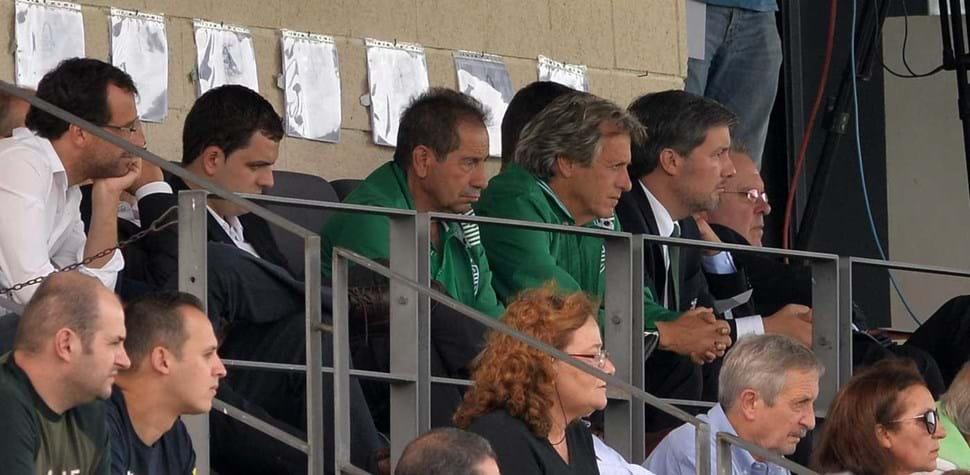 Sabe o que Jorge Jesus anda a fazer antes do jogo com o B. Dortmund?