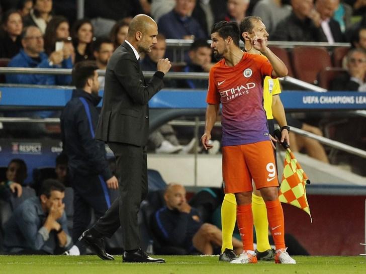 O regresso de Guardiola a Camp Nou: a serenidade inicial acabou em pouco tempo