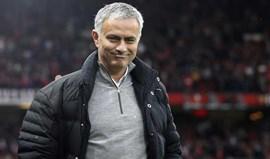Relógio de Mourinho vendido por 17.750 euros em leilão solidário