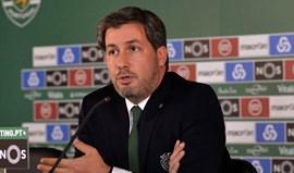 Bruno de Carvalho: «Começo a estar farto das chantagens executadas pelo Benfica»