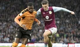 Hélder Costa marca mas não evita derrota do Wolverhampton