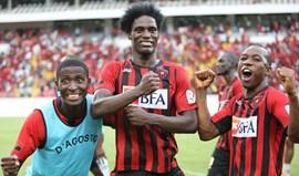 Petro vence rival de Luanda na consagração do campeão 1.º de Agosto