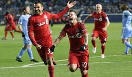 MLS: Toronto goleia em Nova Iorque e está na final da Conferência Este