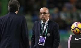 Sporting diz que Bruno de Carvalho é que foi alvo de tentativa de agressão