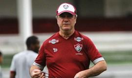 Levir Culpi garante ter ficado 'puto da cara' com a demissão do Fluminense