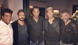 Ronaldinho Gaúcho em convívio com a SAD do Portimonense