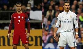 Ronaldo é rei na Nike e senhor na Adidas
