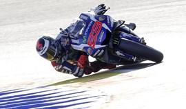 MotoGP: Lorenzo arrebata pole em Valência