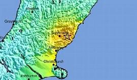 Tsunami com ondas de dois metros chega à Nova Zelândia