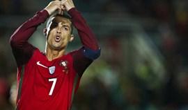 Portugal-Letónia, 4-1