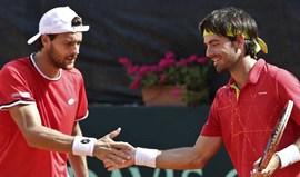 Ranking ATP: João Sousa subiu um lugar (43.º) e Gastão Elias três (83.º)